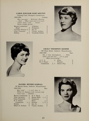 Page 27, 1956 Edition, Abbot Academy - Circle Yearbook (Andover, MA) online yearbook collection