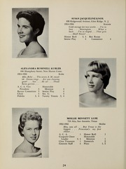 Page 28, 1956 Edition, Abbot Academy - Circle Yearbook (Andover, MA) online yearbook collection