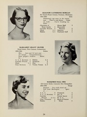 Page 30, 1956 Edition, Abbot Academy - Circle Yearbook (Andover, MA) online yearbook collection