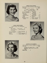 Page 32, 1956 Edition, Abbot Academy - Circle Yearbook (Andover, MA) online yearbook collection