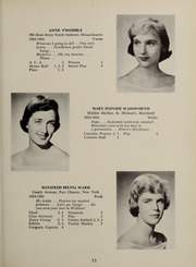 Page 37, 1956 Edition, Abbot Academy - Circle Yearbook (Andover, MA) online yearbook collection