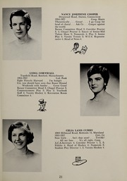 Page 25, 1957 Edition, Abbot Academy - Circle Yearbook (Andover, MA) online yearbook collection