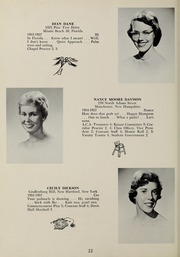 Page 26, 1957 Edition, Abbot Academy - Circle Yearbook (Andover, MA) online yearbook collection