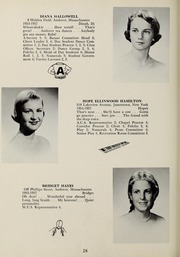 Page 30, 1957 Edition, Abbot Academy - Circle Yearbook (Andover, MA) online yearbook collection