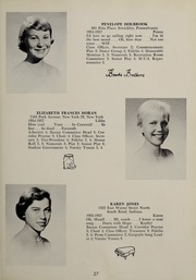Page 31, 1957 Edition, Abbot Academy - Circle Yearbook (Andover, MA) online yearbook collection
