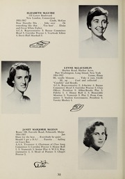 Page 34, 1957 Edition, Abbot Academy - Circle Yearbook (Andover, MA) online yearbook collection
