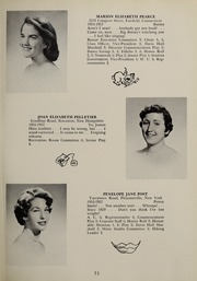 Page 37, 1957 Edition, Abbot Academy - Circle Yearbook (Andover, MA) online yearbook collection