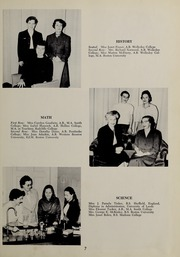 Page 11, 1959 Edition, Abbot Academy - Circle Yearbook (Andover, MA) online yearbook collection