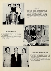 Page 12, 1959 Edition, Abbot Academy - Circle Yearbook (Andover, MA) online yearbook collection