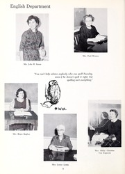 Page 12, 1962 Edition, Abbot Academy - Circle Yearbook (Andover, MA) online yearbook collection