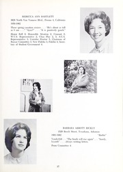 Page 21, 1962 Edition, Abbot Academy - Circle Yearbook (Andover, MA) online yearbook collection