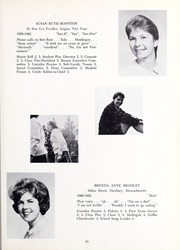 Page 23, 1962 Edition, Abbot Academy - Circle Yearbook (Andover, MA) online yearbook collection