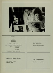 Page 171, 1972 Edition, Abbot Academy - Circle Yearbook (Andover, MA) online yearbook collection