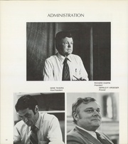 Page 16, 1973 Edition, Emerson College - Emersonian Yearbook (Boston, MA) online yearbook collection
