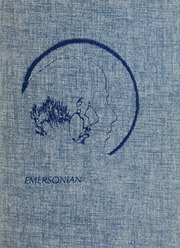 1977 Edition, Emerson College - Emersonian Yearbook (Boston, MA)