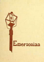 Emerson College - Emersonian Yearbook (Boston, MA) online yearbook collection, 1978 Edition, Page 1