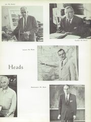 Page 13, 1960 Edition, Milton Academy - Yearbook (Milton, MA) online yearbook collection