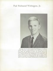 Page 14, 1960 Edition, Milton Academy - Yearbook (Milton, MA) online yearbook collection