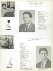 Page 16, 1960 Edition, Milton Academy - Yearbook (Milton, MA) online yearbook collection