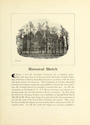 Page 15, 1904 Edition, Springfield College - Massasoit Yearbook (Springfield, MA) online yearbook collection