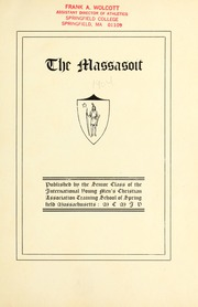 Page 7, 1904 Edition, Springfield College - Massasoit Yearbook (Springfield, MA) online yearbook collection