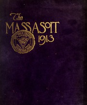 Page 1, 1913 Edition, Springfield College - Massasoit Yearbook (Springfield, MA) online yearbook collection