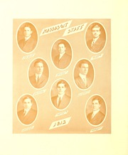 Page 12, 1913 Edition, Springfield College - Massasoit Yearbook (Springfield, MA) online yearbook collection