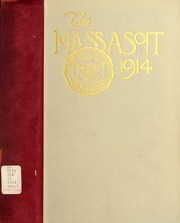 Page 1, 1914 Edition, Springfield College - Massasoit Yearbook (Springfield, MA) online yearbook collection