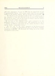 Page 11, 1914 Edition, Springfield College - Massasoit Yearbook (Springfield, MA) online yearbook collection