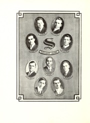 Page 12, 1914 Edition, Springfield College - Massasoit Yearbook (Springfield, MA) online yearbook collection