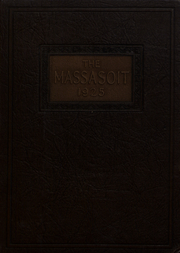 1925 Edition, Springfield College - Massasoit Yearbook (Springfield, MA)