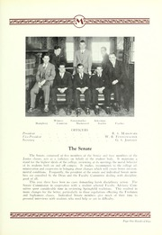 Page 113, 1930 Edition, Springfield College - Massasoit Yearbook (Springfield, MA) online yearbook collection