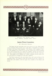 Page 119, 1930 Edition, Springfield College - Massasoit Yearbook (Springfield, MA) online yearbook collection