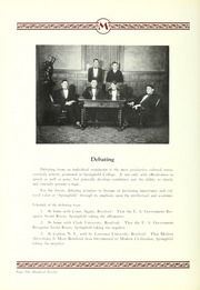 Page 120, 1930 Edition, Springfield College - Massasoit Yearbook (Springfield, MA) online yearbook collection