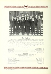 Page 122, 1930 Edition, Springfield College - Massasoit Yearbook (Springfield, MA) online yearbook collection