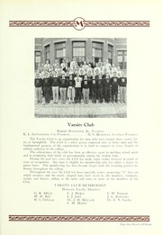 Page 123, 1930 Edition, Springfield College - Massasoit Yearbook (Springfield, MA) online yearbook collection