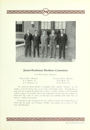 Page 125, 1930 Edition, Springfield College - Massasoit Yearbook (Springfield, MA) online yearbook collection