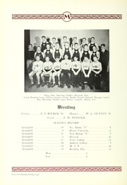 Page 176, 1930 Edition, Springfield College - Massasoit Yearbook (Springfield, MA) online yearbook collection