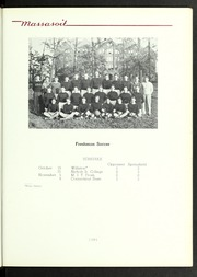 Page 133, 1939 Edition, Springfield College - Massasoit Yearbook (Springfield, MA) online yearbook collection