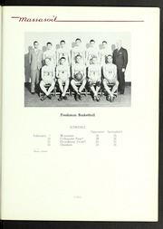 Page 135, 1939 Edition, Springfield College - Massasoit Yearbook (Springfield, MA) online yearbook collection