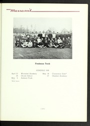 Page 141, 1939 Edition, Springfield College - Massasoit Yearbook (Springfield, MA) online yearbook collection
