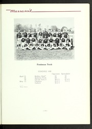 Page 143, 1939 Edition, Springfield College - Massasoit Yearbook (Springfield, MA) online yearbook collection