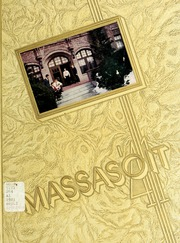 1941 Edition, Springfield College - Massasoit Yearbook (Springfield, MA)