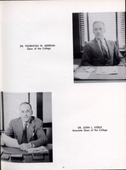 Page 14, 1949 Edition, Springfield College - Massasoit Yearbook (Springfield, MA) online yearbook collection