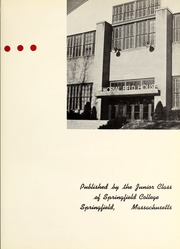 Page 7, 1950 Edition, Springfield College - Massasoit Yearbook (Springfield, MA) online yearbook collection