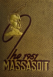 1951 Edition, Springfield College - Massasoit Yearbook (Springfield, MA)