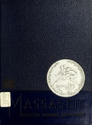 1953 Edition, Springfield College - Massasoit Yearbook (Springfield, MA)