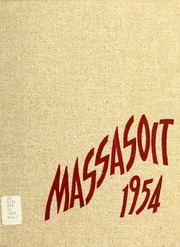 1954 Edition, Springfield College - Massasoit Yearbook (Springfield, MA)