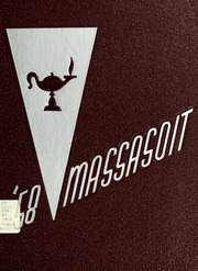 1958 Edition, Springfield College - Massasoit Yearbook (Springfield, MA)