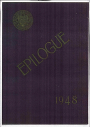 1948 Edition, Emmanuel College - Epilogue Yearbook (Boston, MA)